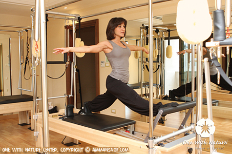 Pilates Classes in Amman, Jordan.